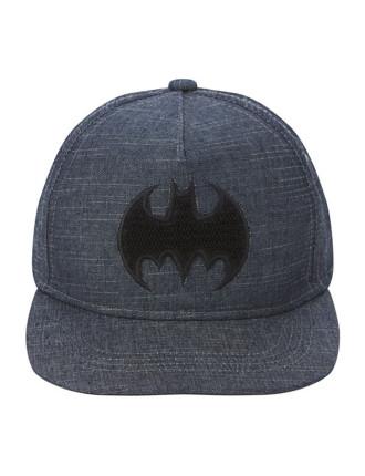 Batman Interchangeable Badge Cap UNI