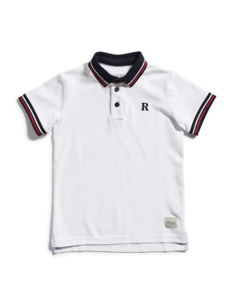 ROOKIE HERITAGE POLO (2-7 YEARS)