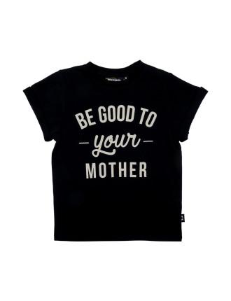 Be Good SS Tee (Boys 3-8 Yrs)