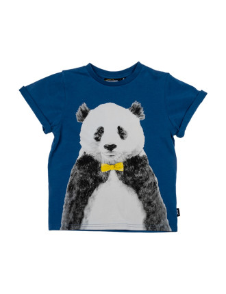 Panda SS Tee (Boys 3-8 Yrs)