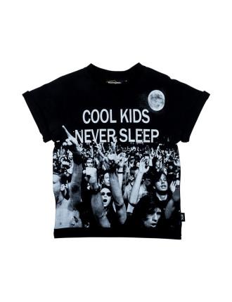 Cool Kids SS Tee (Boys 3-8 Yrs)