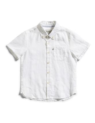 Hampton Linen Shirt (2-7 Years)