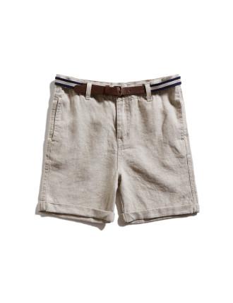 Marco Linen Short (8-14 years)