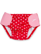 Cherry Love Velcro Aqua Nappy $27.96