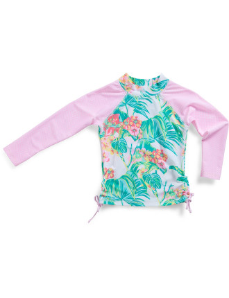 Long Sleeve Rash Top