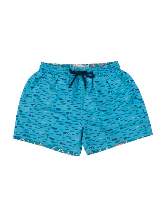 Jonah Balmoral Swim Short