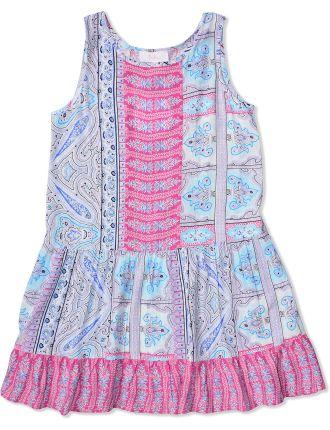 Island Boho Dress