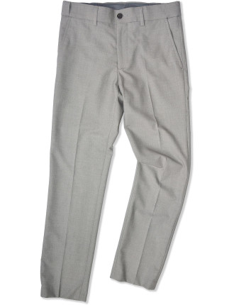 Indie & Co Formal Pant - Silver - 8-14