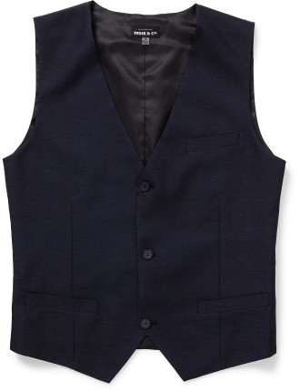 Iggy Tailored Vest