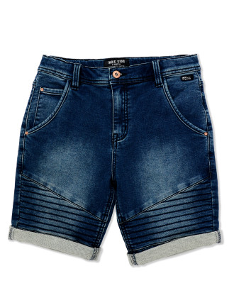 Drifter Biker Short (Boys 3-7 Yrs)