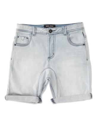 Drifter Biker Short (Boys 3-7 Yrs)