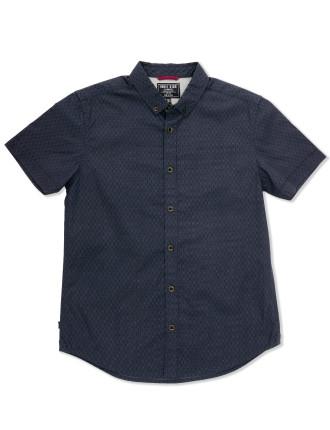 Pine Geo Shirt (Boys 8-14)