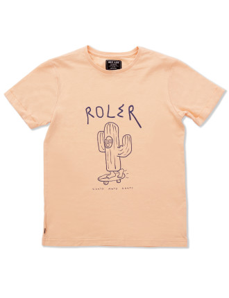 Roler Cactus Tee (Boys 8-14 Yrs)