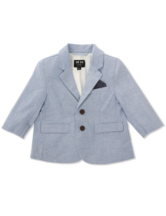 Oxford Blazer (Boys 0-2 Yrs)