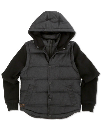 W18 Apex Jacket (Boys 8-14 Years)