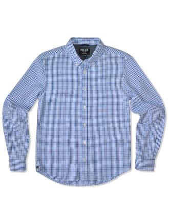 Trev Ls Check Shirt