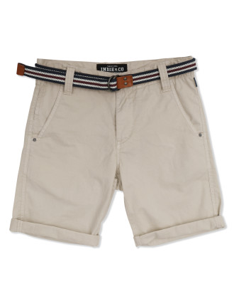 Burnett Chino Short