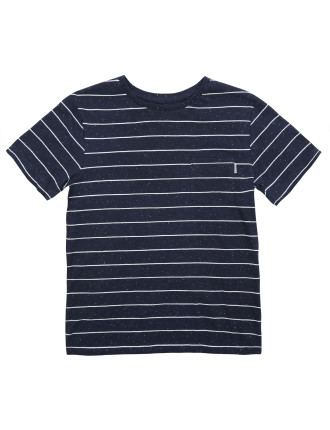 Speckles Stripe Tee