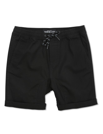 Knee Slouch Short