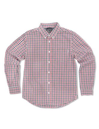Summer Crane Shirt