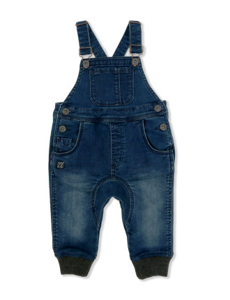 Arch Dungaree (Boys 0-2 Yrs)