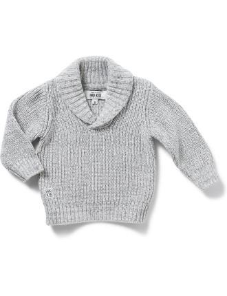 Marle Shawl Knit