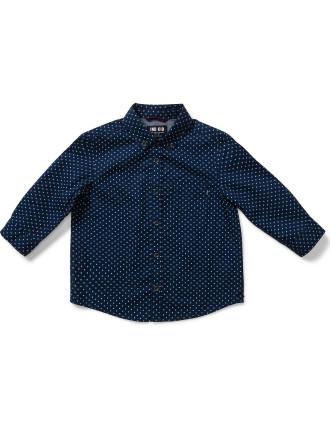 LS Leroy Shirt (Boys 0-2 Yrs)