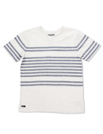 Marle Stripe Tee (Boys 3-7 Yrs)