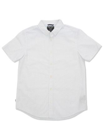 Pin Dot SS Shirt (Boys 8-14 Yrs)