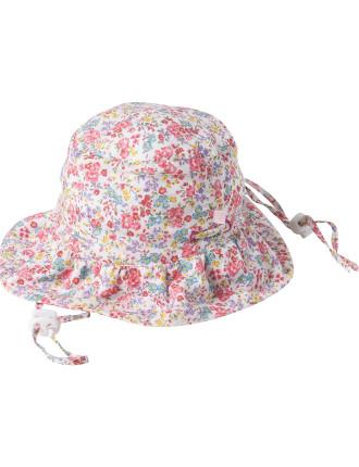 Suzy Print Sun Hat