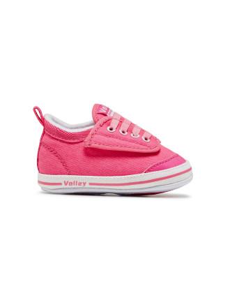 My First Volley Neon Pink Girls
