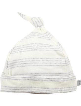 Declan Stripe Knot Top Hat