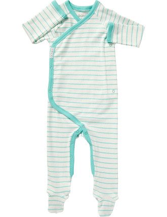 Newbies Stripe Coverall