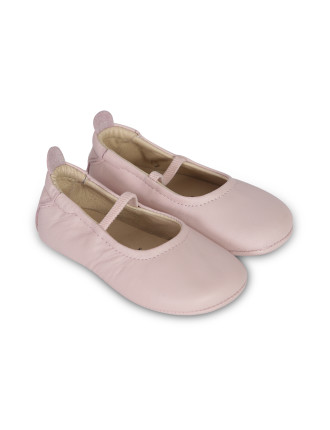 Luxury Ballet Flat Powder Pink