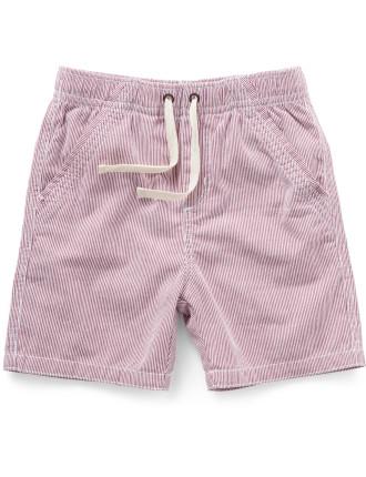 Boys Stripe Short