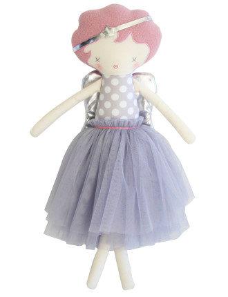 Angel Doll Silver