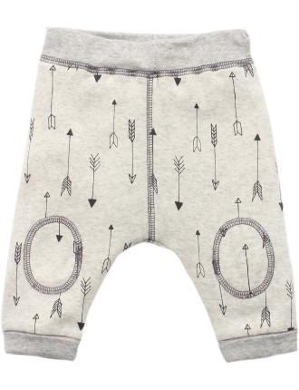 Wyatt Print Soft Pant