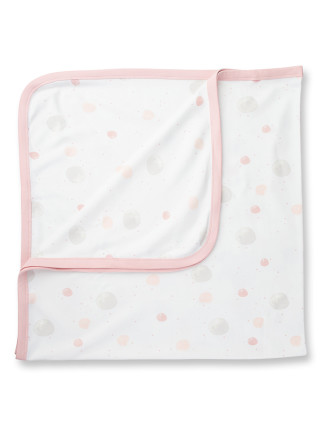 Sapling Blushing Orbit Snuggle Wrap