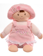 My First Dolly (Brown Hair) $29.95