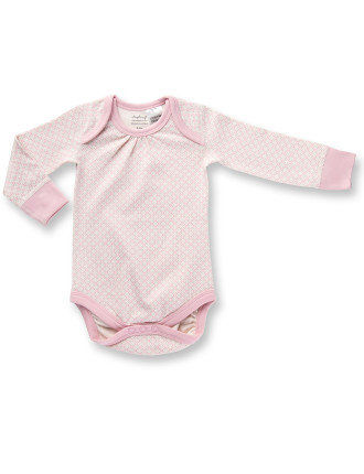 Sapling Essentials Girl Ls Bodysuit