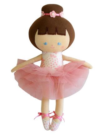 Baby Ballerina Doll 25cm