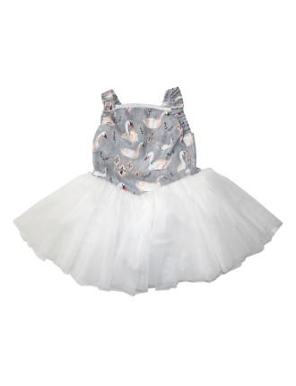 Lou Lou Swan Dress