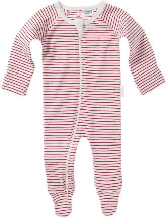 Pure Baby Essentials Zip Growsuit