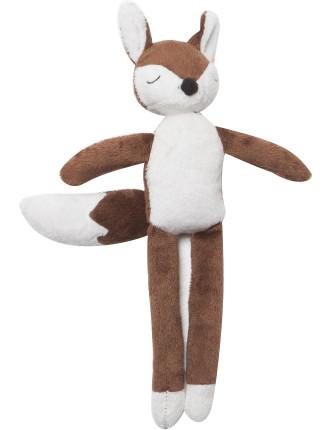 Rattle Fox Toy