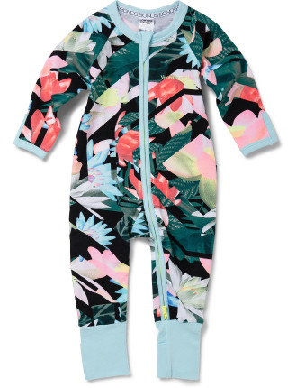 Girls Bonds Zip Wondersuit