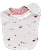 Louis Reversible Bib $12.95