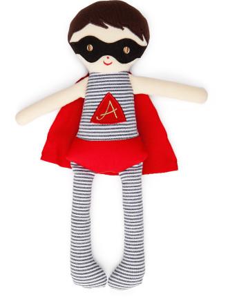Superhero Toy Rattle