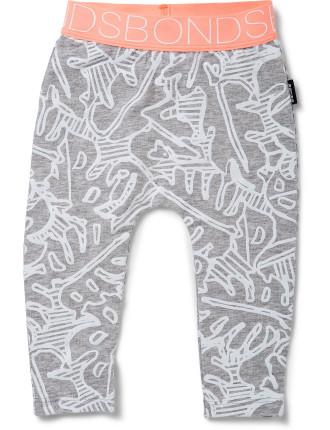 Boys Bonds Stretch Legging