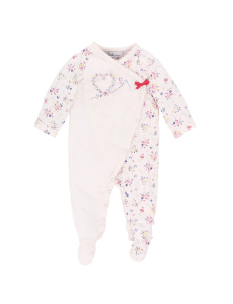 Girls Tilly L/S Romper (Exclusive) (NB - 9M)