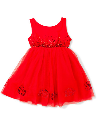 Girls Cny Dress (6-36M)